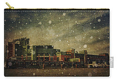 Frozen Tundra Part II - Lambeau Field Carry-all Pouch