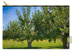 Fruits And Vegetables Carry-all Pouch