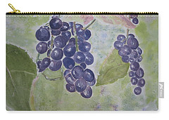 Fruits Of The Wine Carry-all Pouch