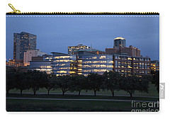 Ft. Worth Texas Skyline Carry-all Pouch