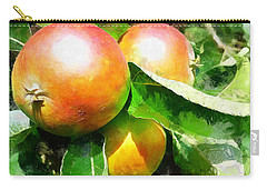 Fugly Manor Apples Carry-all Pouch