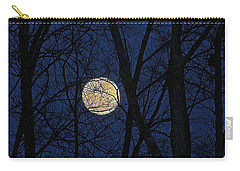 Full Moon March 15 2014 Carry-all Pouch