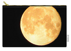Full Moon Saturday Night Carry-all Pouch