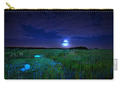 Full Moons And Fireflies Carry-all Pouch