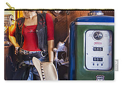 Full Service Route 66 Gas Station Carry-all Pouch