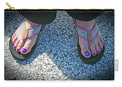 Fun Feet Carry-all Pouch