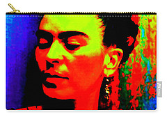 Funky Frida Carry-all Pouch