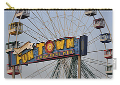 Funtown Ferris Wheel Carry-all Pouch