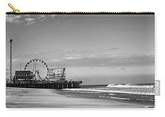 Funtown Pier Seaside Heights New Jersey  Carry-all Pouch by Terry DeLuco