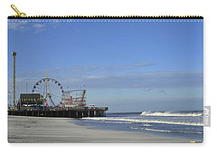 Funtown Pier Seaside Heights Nj Jersey Shore Carry-all Pouch