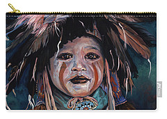Fur And Feathers Carry-all Pouch