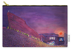 Furthur Red Rocks Equinox Carry-all Pouch
