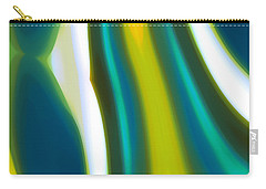 Abstract Tide 9 Carry-all Pouch