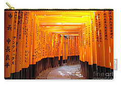Fushimi Inari Carry-all Pouch