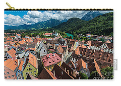 Fussen - Bavaria - Germany Carry-all Pouch by Gary Whitton