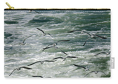 Fying Gulls Carry-all Pouch