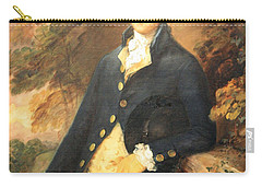 Gainsborough's Francis Bassat -- Lord De Dunstanville Carry-all Pouch