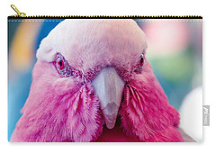 Galah - Eolophus Roseicapilla - Pink And Grey - Roseate Cockatoo Maui Hawaii Carry-all Pouch