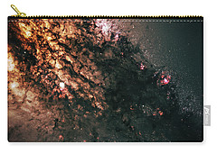 Galaxy Centaurus A Carry-all Pouch by Jennifer Rondinelli Reilly - Fine Art Photography