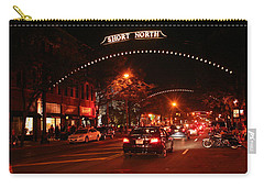 Gallery Hop In The Short North Carry-all Pouch
