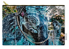 Ganesh Carry-all Pouch by Danuta Bennett