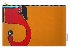 10 Ganesh Vakratundaya Carry-all Pouch