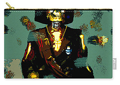 Gasparilla Pirate Fest 2015 Full Work Carry-all Pouch by David Lee Thompson