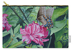 Garden Beauties Carry-all Pouch