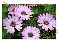 Garden Beauty Carry-all Pouch by Ed  Riche
