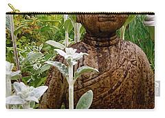 Garden Buddha Carry-all Pouch