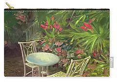 Garden Conversation Carry-all Pouch