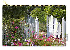 Garden Gate Carry-all Pouch