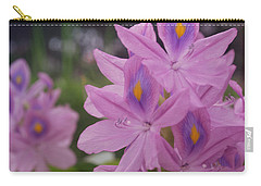 Carry-all Pouch featuring the photograph Garden Is Watching by Miguel Winterpacht