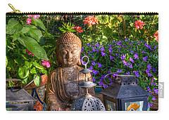 Garden Meditation Carry-all Pouch
