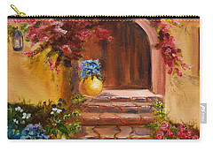 Garden Of Serenity Carry-all Pouch