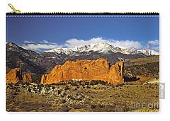 Garden Of The Gods - Colorado Springs Carry-all Pouch