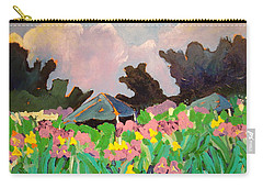 Garden Party 2 Carry-all Pouch