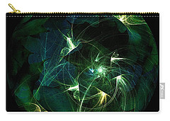 Garden Sprites Come At Night Carry-all Pouch