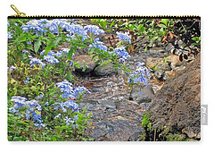 Garden Stream Carry-all Pouch