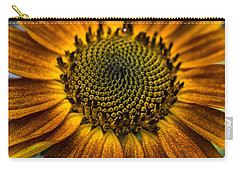 Garden Sunflower Carry-all Pouch