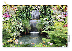 Garden Waterfall Carry-all Pouch