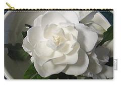 Gardenia Bowl Carry-all Pouch