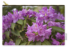 Carry-all Pouch featuring the photograph Garden's Welcome by Miguel Winterpacht