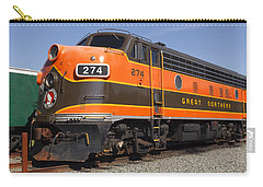 Garibaldi Locomotive Carry-all Pouch