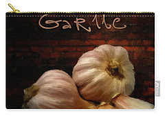 Garlic II Carry-all Pouch by Lourry Legarde
