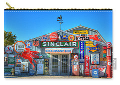 Gasoline Alley Carry-all Pouch by Steve Stuller
