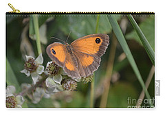 Gatekeeper Butteryfly Carry-all Pouch