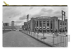 Gateway To Busch Black And White Carry-all Pouch