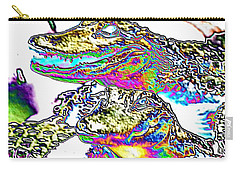 Gator Babes Foiled Carry-all Pouch