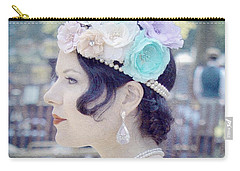 Gatsby Girl  Carry-all Pouch